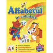 Alfabetul in cubulete
