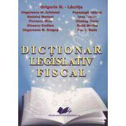 Dictionar Legislativ Fiscal