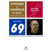Ontologie si metafizica la greci. Socrate si socraticii minori
