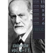 Colectia Opere Esentiale, Volumele 6-11 (Sigmund Freud)