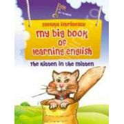 My big book of learning english - the kitten in the mitten