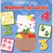 Hello Kitty - Numere si culori
