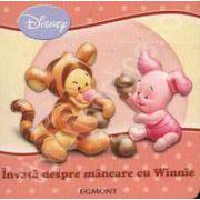 Invata despre mancare cu Winnie