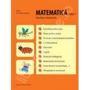 Matematica pentru clasa 1. Auxiliar interactiv