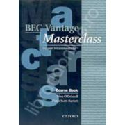 BEC Vantage Masterclass Workbook with Answer Key and Audio CD (Advanced)