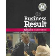 Business Result Advanced Students Book with Interactive Workbook on CD-ROM