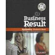 Business Result Elementary Students Book with Interactive Workbook on CD-ROM