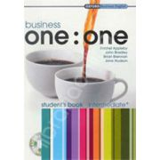 Business one:one Advanced Students Book and MultiROM