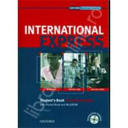 International Express Interactive Pre-Intermediate Workbook with Audio CD