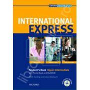 International Express Interactive Upper Intermediate Class Audio CDs (2)