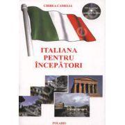 Italiana pentru incepatori (contine CD)