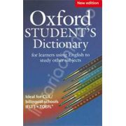 Oxford Students Dictionary of English with CD-ROM (For learners using English to study other subjects)