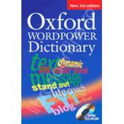 Oxford Wordpower Dictionary with CD-ROM (Third Edition Advanced)