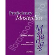 Proficiency Masterclass Students Book (New Edition Advanced)