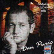 Dan Puric - Conferintele de la Ateneul Roman 2009 (4 DVD-uri)