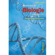 Memorator de Biologie (Genetica si ecologie umana) pentru clasa a 12-a