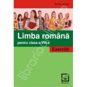 Limba romana pentru clasa a 8-a. Exercitii