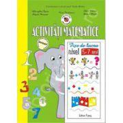 Activitati matematice, 5-7 ani