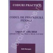 Codul de procedura penala (Legea nr.135/2010 publicata in M.O. nr.486 din 15.07.2010)
