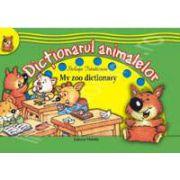Dictionarul animalelor (roman-englez)