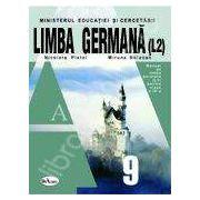 Limba germana, L2. Manual pentru clasa a IX-a