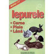 Iepurele - Carne, piele, lana