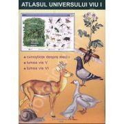 Atlasul universului viu - Volumul I