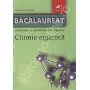 Bacalaureat si admitere in invatamantul superior - Chimie organica (Medicina si Farmacie, Olimpiade scolare)