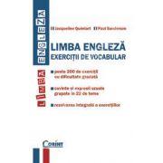 Limba engleza exercitii de vocabular