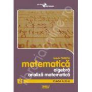 Algebra si analiza matematica clasa a XI-a