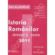 Bacalaureat 2011. Istoria Romanilor sinteze si teste