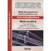 Evaluare nationala 2011. Matematica
