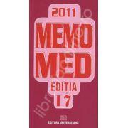 MemoMed 2011 - Memorator de farmacologie si ghid farmacoterapic