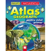 Atlas geografic pentru ciclul primar