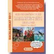 Bacalaureat 2011 - Biologie animala si vegetala