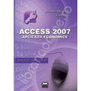 Acces 2007. Aplicatii economice (Meniuri si comenzi practice)
