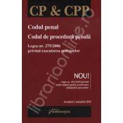 Codul penal. Codul de procedura penala (Act. conform Legii pentru accelerarea solutionarii proceselor)