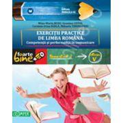 EXERCITII PRACTICE DE LIMBA ROMANA. Competenta si performanta in comunicare. Semestrul II - Clasa a V-a