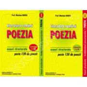 Limba si literatura romana - POEZIA - vol. I si II