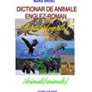Dictionar de animale englez-roman