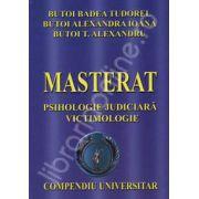 MASTERAT. Psihologie judiciara - Victimologie (Compendiu universitar)