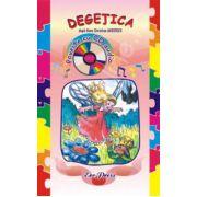 Degetica (poveste cu CD audio)