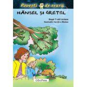 Hansel si Gretel(poveste cu CD audio)