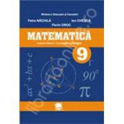 Matematica manual (trunchi comun + curriculum diferentiat) clasa a IX-a