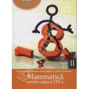 Clubul matematicienilor - Matematica pentru clasa a VIII-a, Semestrul II