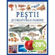 Enciclopedia ilustrata a lumii subacvatice- Pestii si creaturile marine