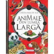 Animale din lumea larga - cartea mea de aur