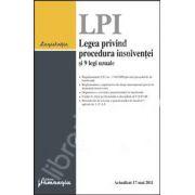 Legea insolventei nr. 85/2006 si 9 legi uzuale (Actualizat 17 mai 2011)