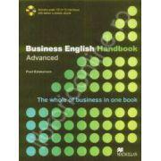 Business English Handbook Advanced with CD