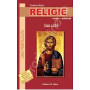 Religie. Caiet pentru elevi. Clasa a VII-a